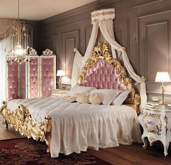 schlafzimmer barock barock möbel barock spiegel Baroc interior - spiegel für schlafzimmer