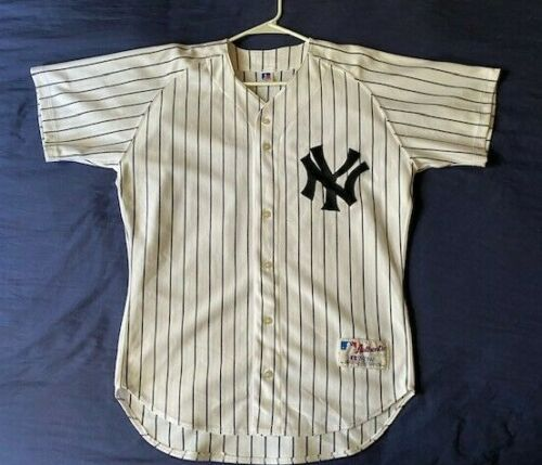 Men S Vintage Russell Athletic Mlb New York Yankees Jersey Don Mattingly 23 Size 44 In 2020 Don Mattingly New York Yankees Russell Athletic