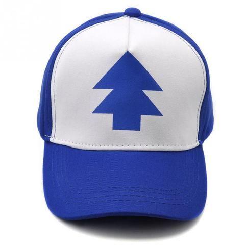 Gravity Falls Vintage Adjustable Sports Hats Sun Hat for Men and Women