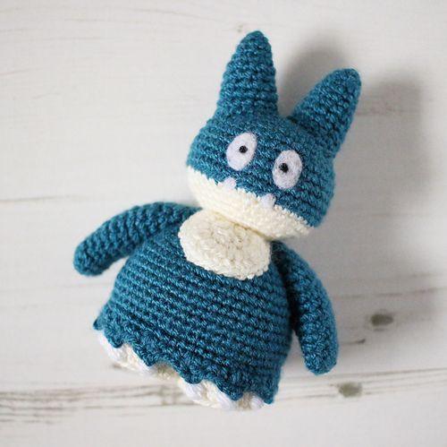 Ravelry: Pokemon: Sylveon pattern by i crochet things | 499x500