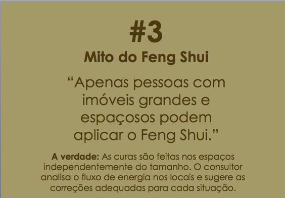 Não é verdade que apenas pessoas com imóveis grandes e espaçosos podem aplicar Feng Shui. #fengshuidavidareal #chegadebalela #espacosquecuram