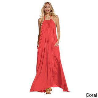 Elan Women's Maxi Halter Dress by Elan | Shopping, The o'jays and ...