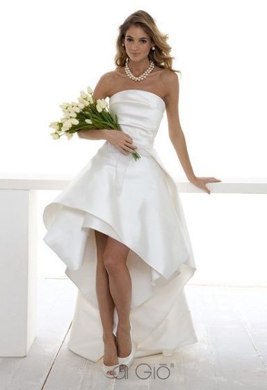 Beach wedding dress - Abito sposa matrimonio in spiaggia Le Spose di Gio 2013