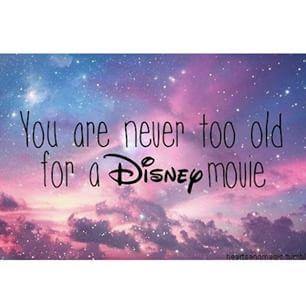 Regarder un film Disney. | 21 choses à faire lorsque vous avez le cafard