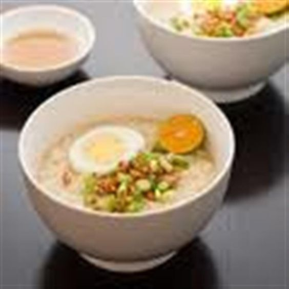 Ispesyal na Lugaw Recipe