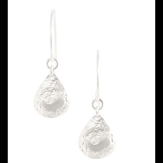 Coming Soon!  S&D Silver Water Drop Earrings Coming Soon!  Stella & Dot Silver Water Drop Earrings Stella & Dot Jewelry Earrings