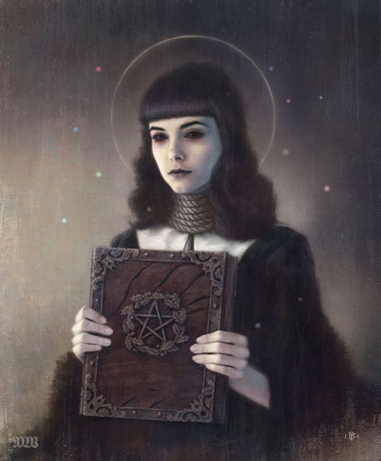 Tom Bagshaw — 'Oyer Et Terminer' - Another of the works from...