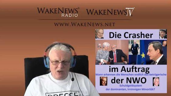 Die Crasher im Auftrag der NWO - Wake News Radio/TV 20150409