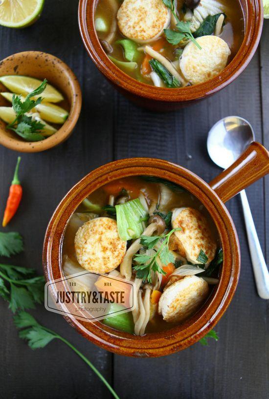 Sapo Tofu Dan Jamur Tofu And Mushrooms Sapo Resep Makanan Resep Masakan Asia Resep Tahu