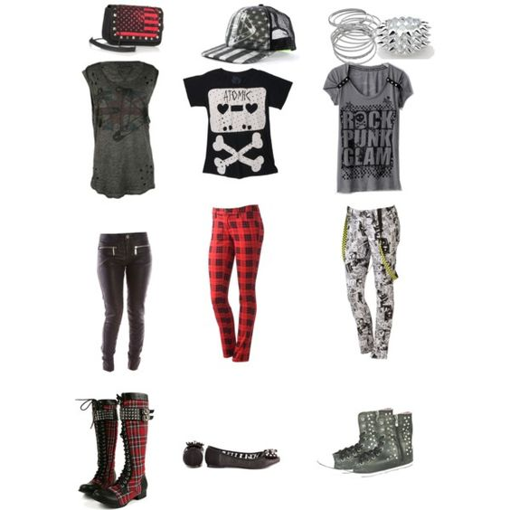 U0026quot;abbey dawn outfits part 1u0026quot; by avril-lavigne-fan-forever on Polyvore | u30a8u30e2u670d -Emo Clothes ...