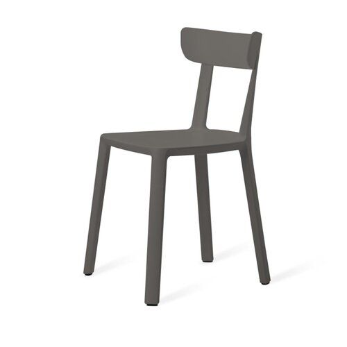 Agan Dining Chair 17 Stories Colour Warm Grey Dining Chairs