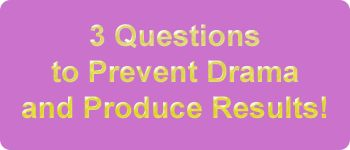 Elementary School Counselor uses 3 powerful questions to help students improve relationships instead of continuing their drama.