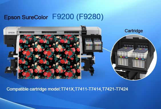 cartucho de tinta para Epson F9280