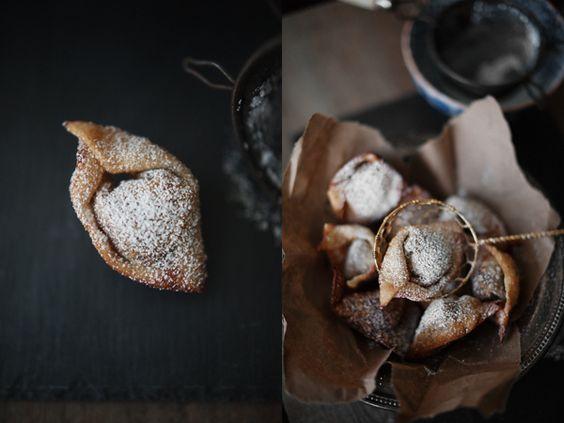 Nutella Ravioli / Athena Plichta Photography