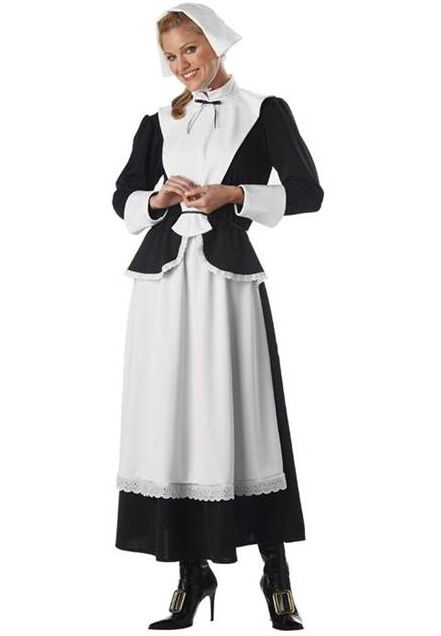 pilgrim thanksgiving costume for women