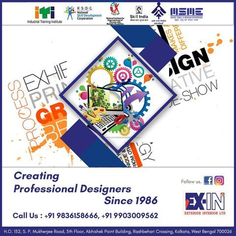 Exin Is The Most Popular Vocational Interior Design Course Institute In India With Ultra Modern Campus If You Want To Interior Design Courses Design Interior