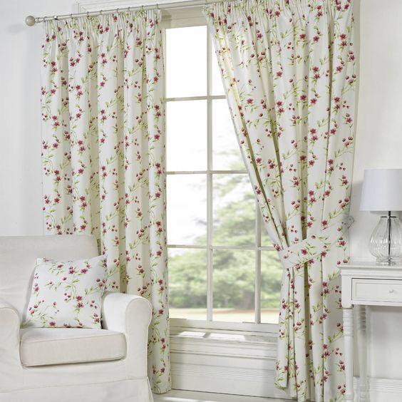 Spectacular patterned bamboo door curtains interior modern bedroom ...