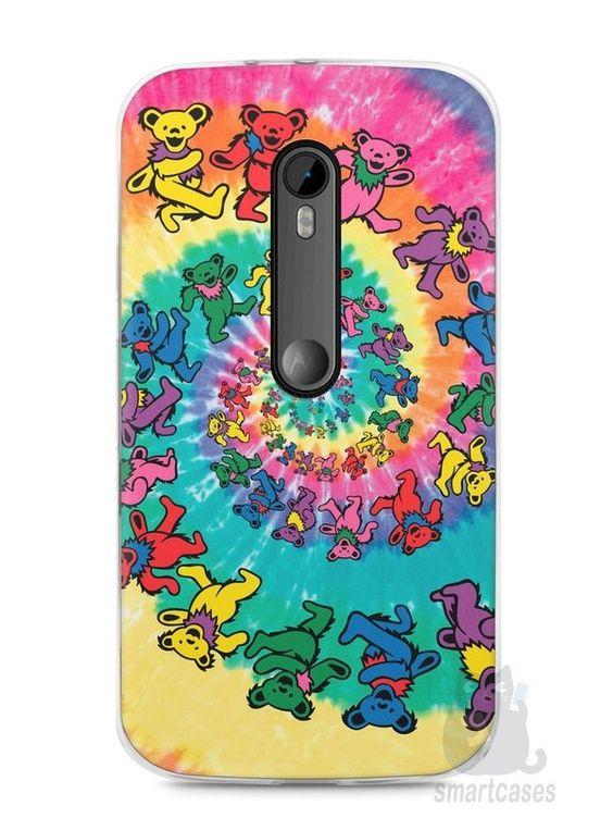 Capa Moto G3 Ursinhos Carinhosos LSD - SmartCases - Acessórios para celulares e tablets :)