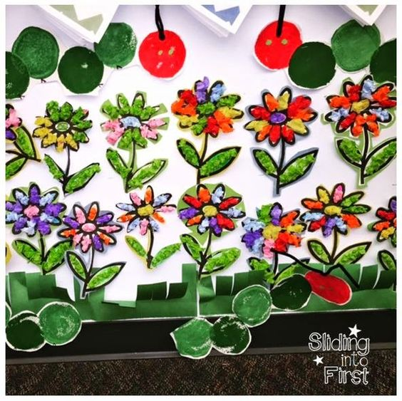 Featured 5 Spring Projects: Spring Art Activities For First Graders