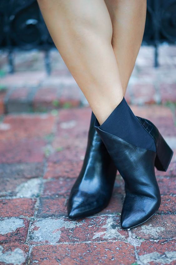 ASKA Collection Troy booties