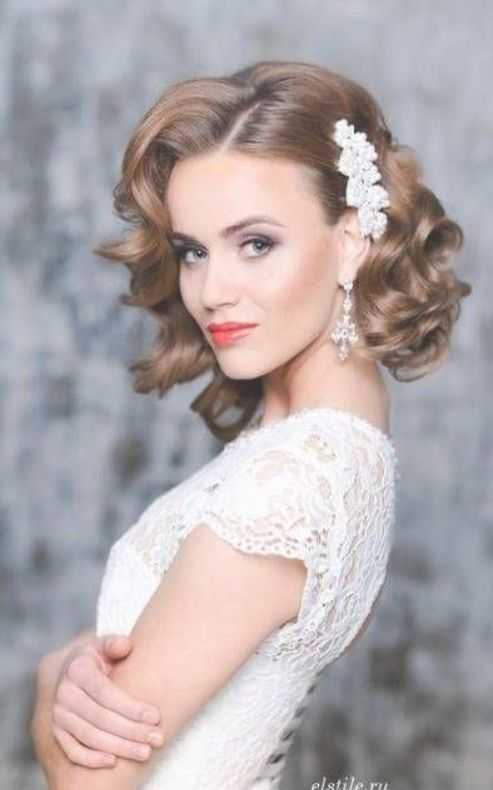 21 Super Ideas For Vintage Wedding Hairstyles Updo 1950s Wedding Hairstyles Vintagewedding Medium Hair Styles Retro Wedding Hair Short Wedding Hair