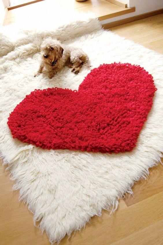 free crochet rug pattern: