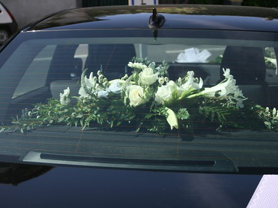 Mariage search and google on pinterest for Decoration maison voiture