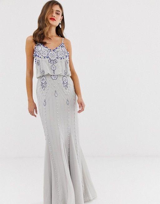 23++ Cami strap embellished maxi dress inspirations