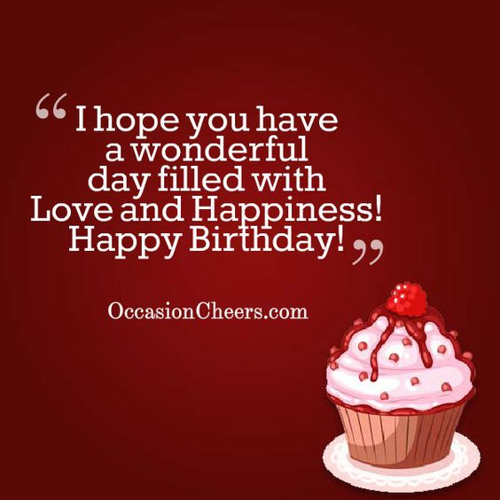 Cute Animals Birthday Wishes for Your Facebook Friends « Birthday ...