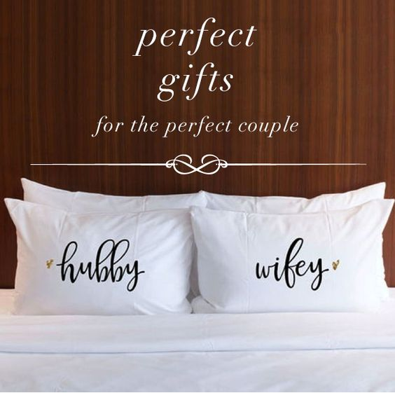 Wedding Gift Ideas Quirky : ... for the pillow cases printing the o jays gifts pillows wedding gifts