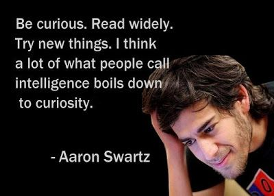 Aaron Swartz - A Fighter Against the Privatization of Knowledge