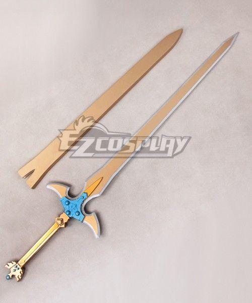 """0139 39/"""" Sword Art Online ALfheim Online Kirito Excalibur Sword Cosplay Prop"""