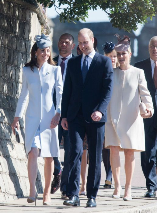 Kate Middleton Joins Prince William And Prince Harry At The Queen S Birthday Easter Service Best Photos Duchess Of Cambridge Lady Louise Windsor Duchess
