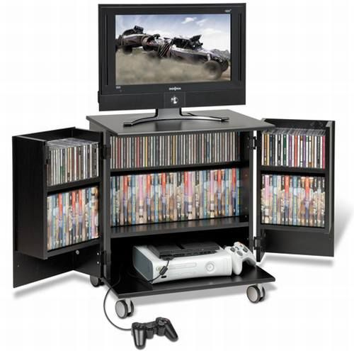 Gaming tv console stands set ups pinterest tv stands for Console mobile