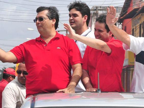 Candidato do PTC faz carreata em São Luís e critica asfaltamento
