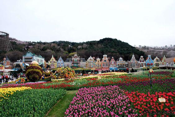 Everland, South Korea.... Disneyland ?