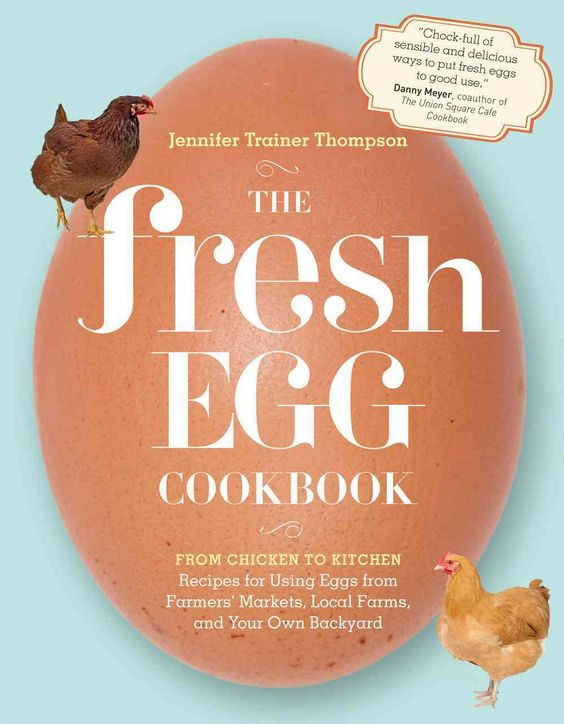 <div>Increasingly available at farmers' markets, local farms, gourmet shops, and backyard chicken coops, fresh eggs offer nutritional benefits and delicious flavor. In<i>The Fresh Egg Cookbook</i>, author and chicken keeper Jennifer Trainer Thompson se...