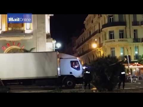 Was The Nice Attack a Staged Event?