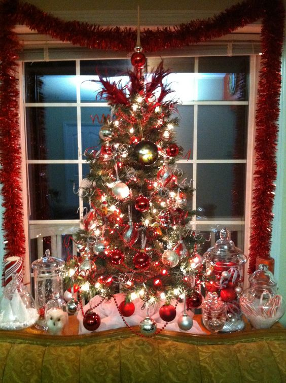 Red Christmas...