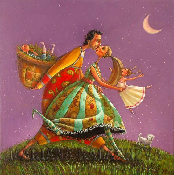 Art Work by Mariana Kalacheva