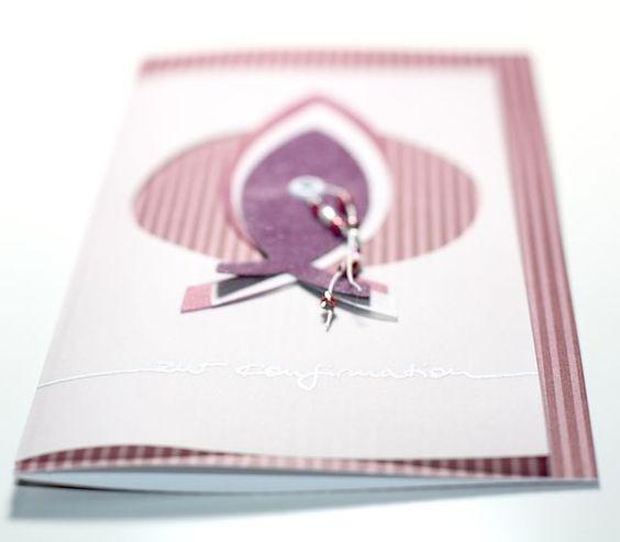 FlebbeArt: Konfirmationskarten I