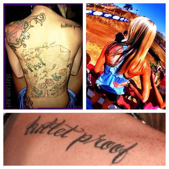 Maci Bookout from Teen Mom, my tattoo inspiration! Haha