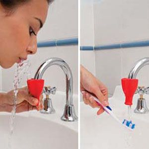 Faucet Water Fountain | 33 Crazy Stocking Stuffers