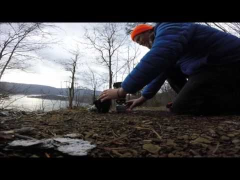 Raystown Lake: Old Logger's Trail - YouTube