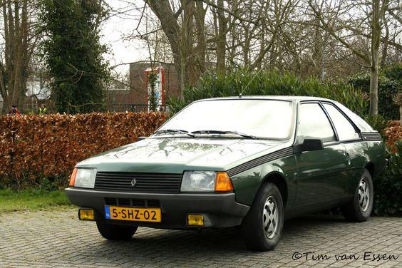 Renault Fuego | Flickr - Photo Sharing!