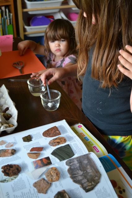 Rocks and minerals units