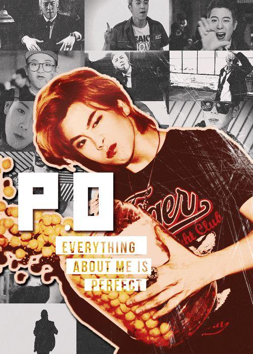 Pyo Jihoon Block B P.O