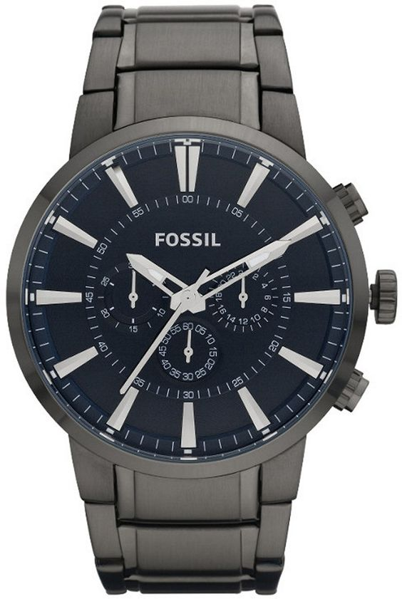FS4358 - Authorized Fossil watch dealer - MENS Fossil DRESS, Fossil watch, Fossil watches