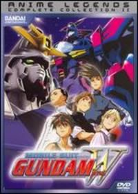 Mobile Suit Gundam Wing: The Complete Collection, Vol. 2