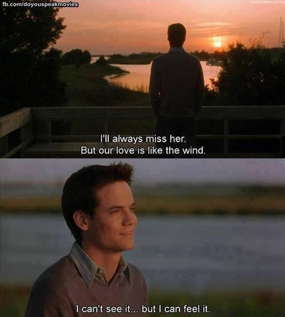 Romantic Movie Quotes Extraordinary A Walk To Remember 2002  Muvee Screen Caps  Pinterest  Walk To